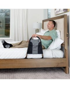 מעקה מיטה עם תיק נשיאה פשוט להתקנה Stander