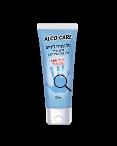 ALCO CARE ג'ל ידיים בשפופרת 66% אלכוהול ML100