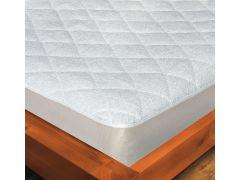 מגן מזרון מרופד למיטה יחיד   זוגי