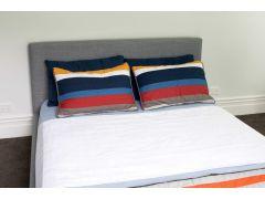 מגן מזרן למיטה זוגית קינג עם כנפיים  BROLLY