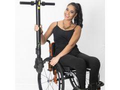 מנוע עזר קדמי לכסא גלגלים