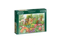 פלקון פאזל מופע פרחי המדבר - 1000 חתיחות