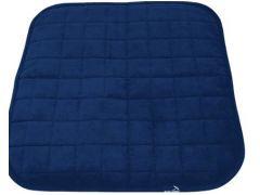 מגן למושב ריבועי כחול