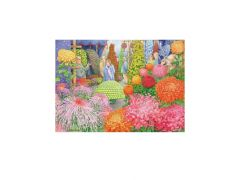 פאזל פלקון - מופע הפרחים אופטימיות ושמחה - 1000 חתיחות