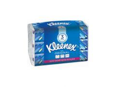 קלינקס מגבונים בשקית - שלישייה KLEENEX