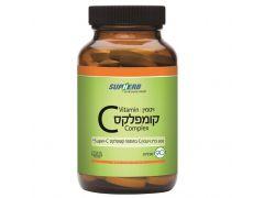 ויטמין C משתייך למשפחת הוויטמינים המסיסים במים ומוכר